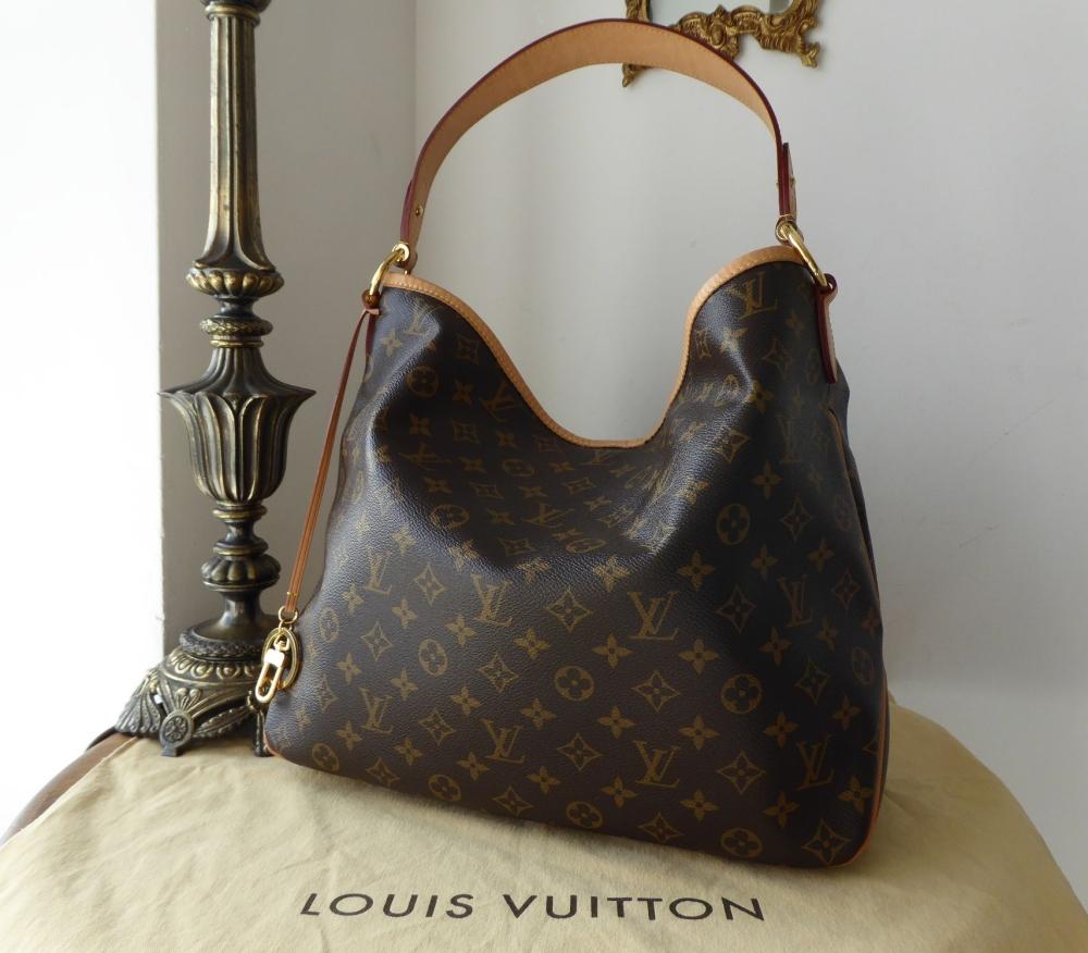 Louis Vuitton Delightful MM in Monogram