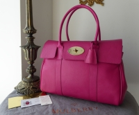 Mulberry Classic Bayswater in Mulberry Pink Glossy Goat - New* - SOLD
