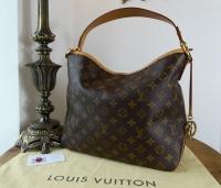 Louis Vuitton Delightful PM Shoulder Bag in Monogram Vachette