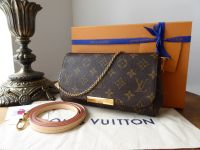 Louis Vuitton Favorite PM in Monogram Vachette - SOLD