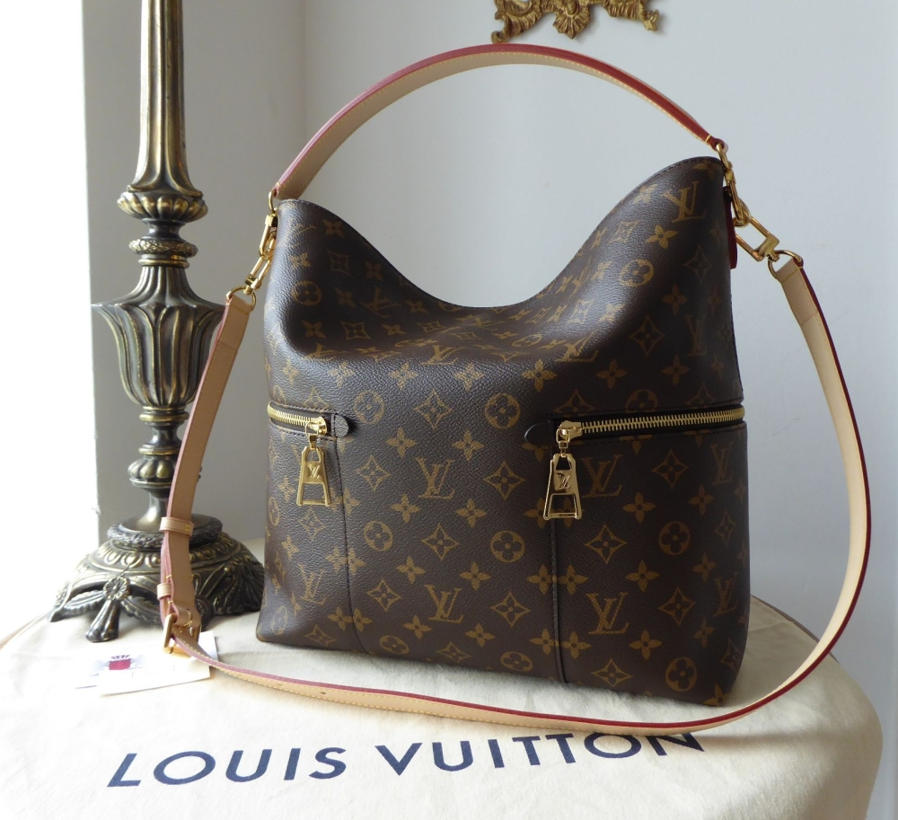 Louis Vuitton Melie Hobo in Monogram Vachette - As New*