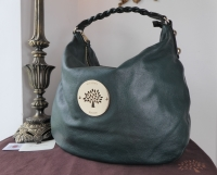 Mulberry Large Daria Hobo in Pheasant Green Soft Spongy Leather - SOLD