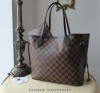 Louis Vuitton Neverfull MM in Damier Ebene  - SOLD
