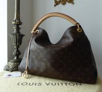 Louis Vuitton Artsy MM in Monogram Canvas - SOLD