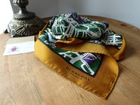 Burberry Prorsum London Road Map Silk Square Scarf - SOLD