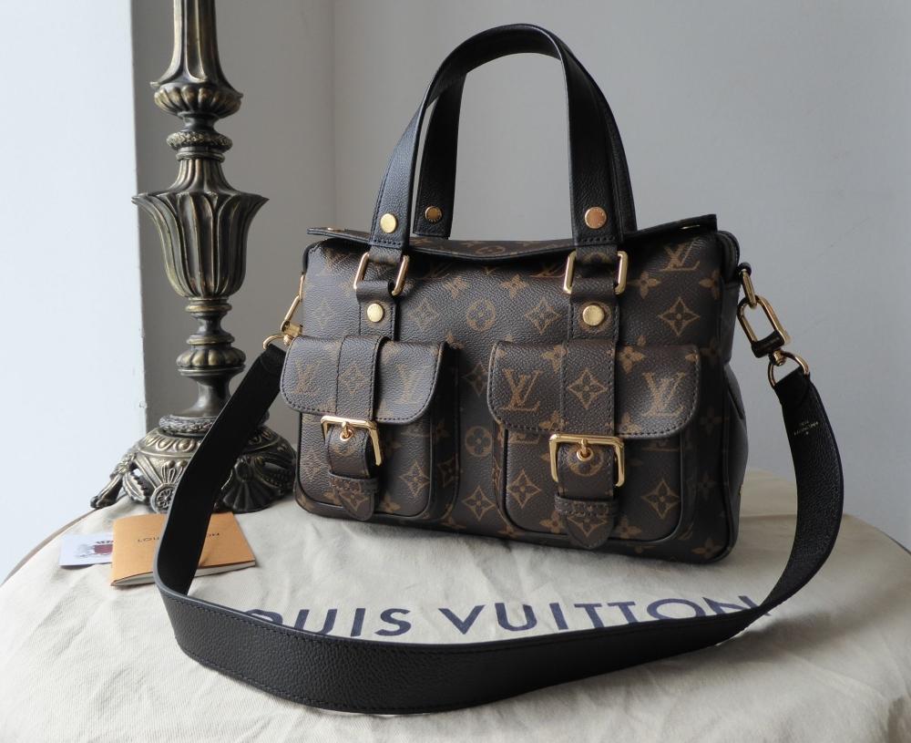 Louis Vuitton Manhattan Monogram Noir