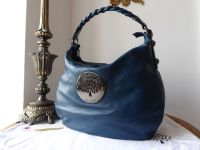Mulberry Medium Daria Hobo in Petrol Soft Spongy Leather - SOLD