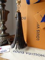 Louis Vuitton Tassel Bag Charm in Monogram Noir - SOLD
