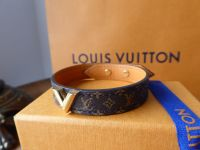 Louis Vuitton Nano Essential V Bracelet Monogram - As New