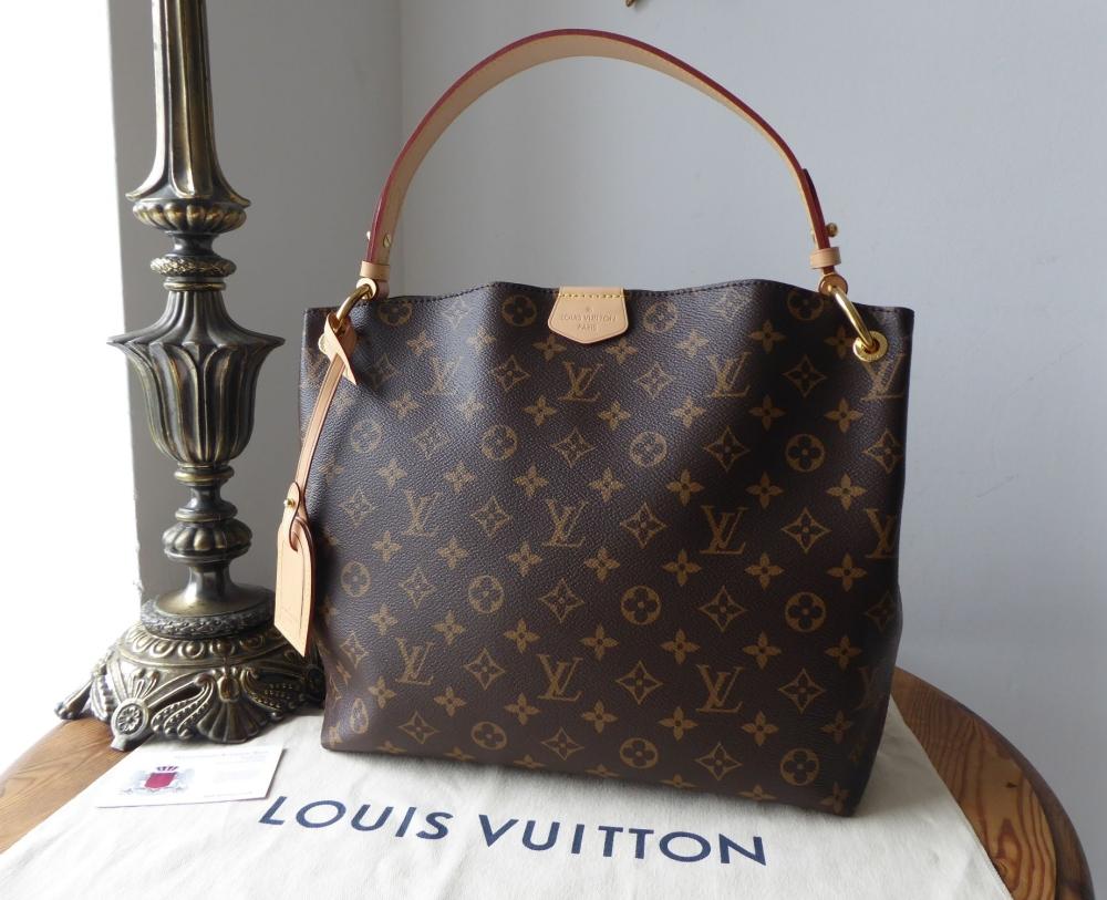 Louis Vuitton Graceful PM in Monogram