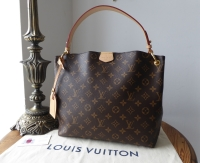 Louis Vuitton Graceful PM in Monogram - As New