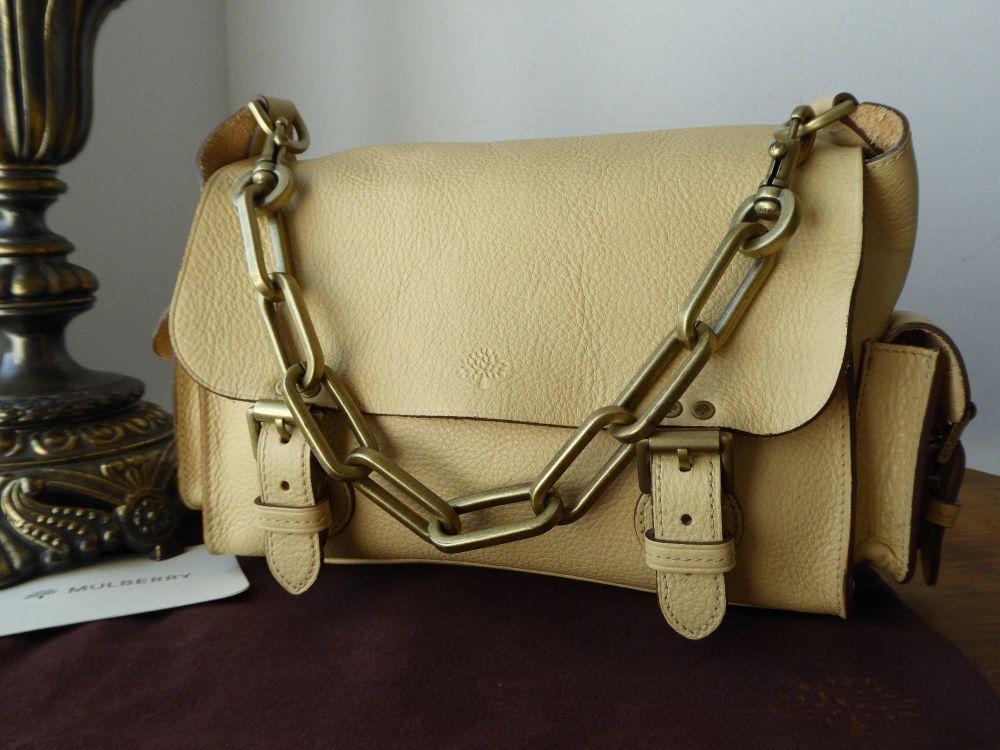 Mulberry Vintage Brooke in Vanilla Darwin Leather