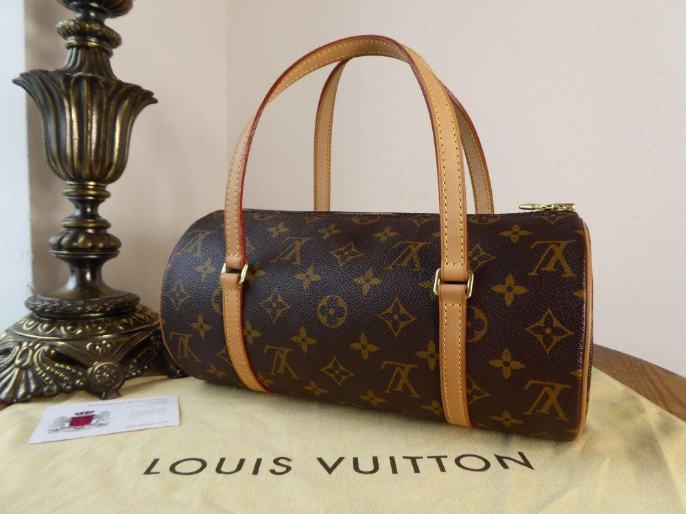 Louis Vuitton Papillon 26 in Monogram Vachette
