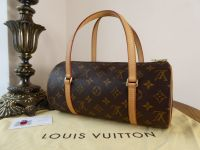 Louis Vuitton Papillon 26 in Monogram Vachette