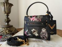 Valentino Animali Fantastici Embroidered My Rockstud Micro Tote Bag