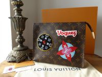 Louis Vuitton Limited Edition Toiletry 26 Pouch in Monogram Patches and Stickers - New