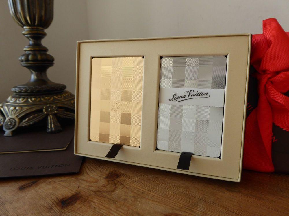 Louis Vuitton VIP Playing Cards Set 'Jeux de Cartes'