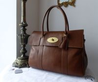 Mulberry Classic Heritage Bayswater in Oak Natural Leather