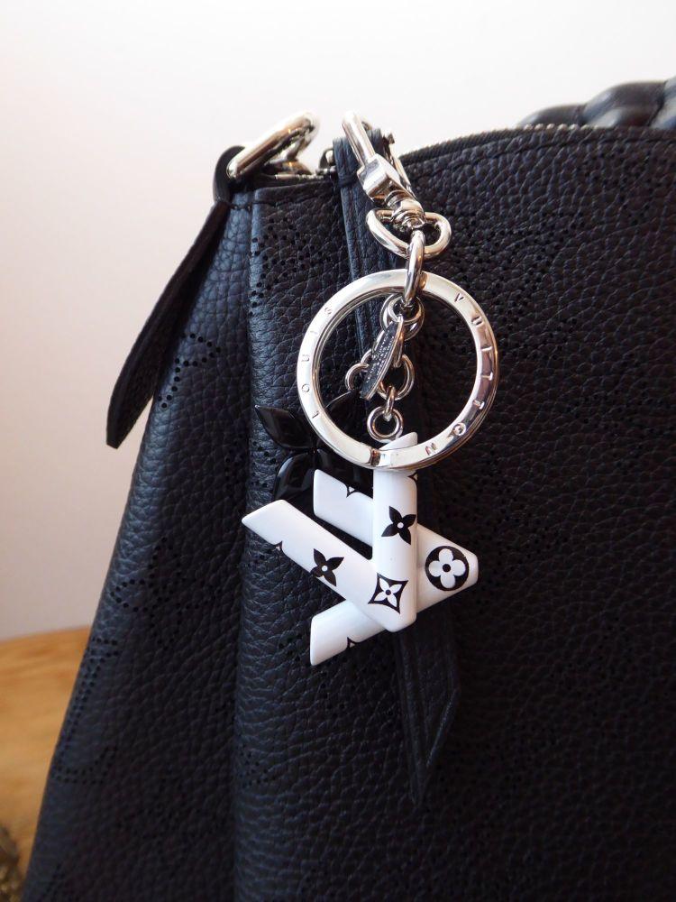 Louis Vuitton Twist BB Bag Charm Key Holder