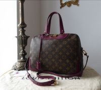 Louis Vuitton Retiro MM in Monogram Raisin - New*