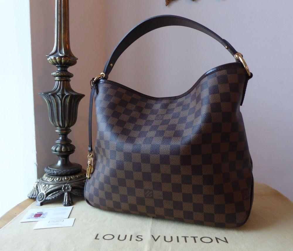 4fa3f350c44 Louis Vuitton Delightful PM in Damier Ebene - SOLD