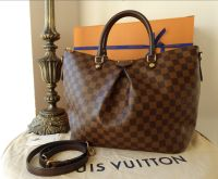 Louis Vuitton Sienna GM in Damier Ebene
