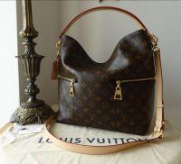 Louis Vuitton Mélie Hobo in Monogram Vachette  - SOLD
