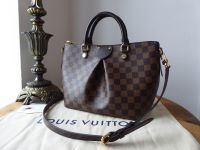 Louis Vuitton Siena PM in Damier Ebene - As New