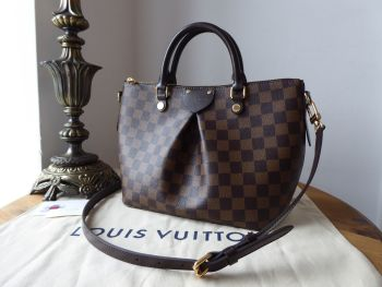 Louis Vuitton Siena PM in Damier Ebene - SOLD