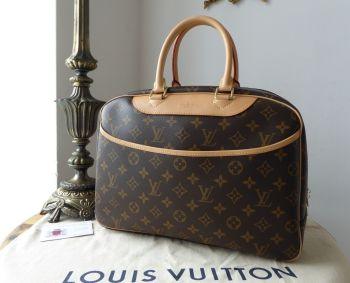 Louis Vuitton Deauville in Monogram - SOLD