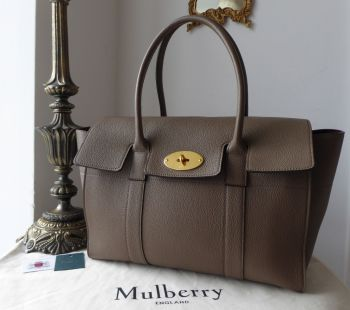 Mulberry Bayswater in Clay Small Classic Grain Leather - SOLD