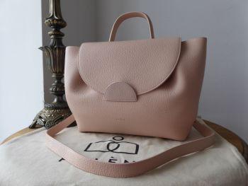 Polène Numéro Un in Monochrome Rose Pink Calfskin - New*