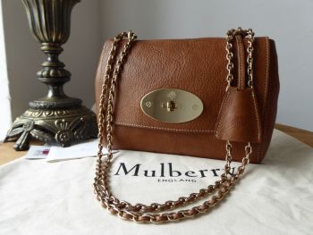 Mulberry Regular Lily in Oak Natural Vegetable Tanned Leather - SOLD