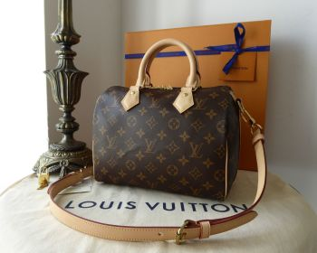Louis Vuitton Speedy Bandouliere 25 in Monogram Vachette - SOLD