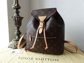 Louis Vuitton Montsouris Backpack in Monogram - SOLD