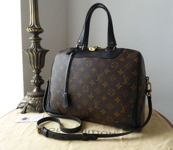 Louis Vuitton Retiro in Monogram Noir - SOLD