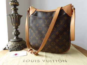 Louis Vuitton Odeon Messenger in Monogram Vachette - SOLD
