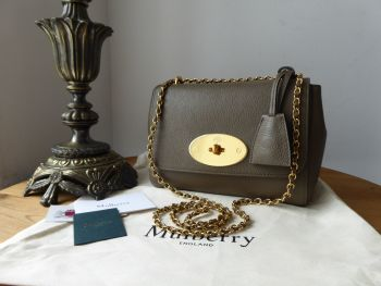 Mulberry Regular Lily in Clay Small Classic Grain Leather - New*