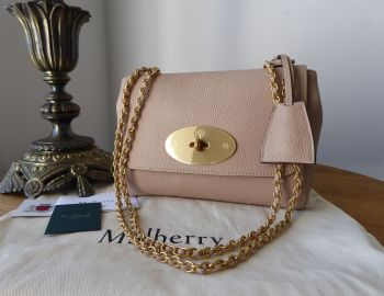 Mulberry Regular Lily in Rosewater Small Classic Grain - New