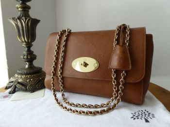 Mulberry Medium Lily in Oak Natural Vegetable Tanned Leather - SOLD