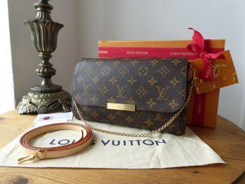 Louis Vuitton Favorite MM in Monogram - New - SOLD