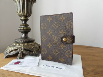Louis Vuitton Small Ring Agenda Cover PM in Monogram - SOLD