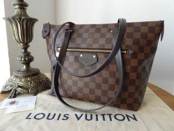 Louis Vuitton Iéna PM in Damier Ebene - SOLD