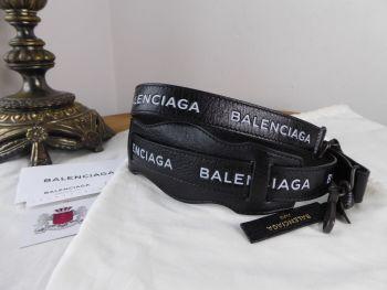 Balenciaga Classic Logo Shoulder Strap - New