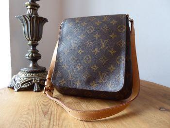 Louis Vuitton Musette Salsa PM Shoulder Bag in Monogram Vachette