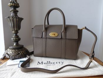 Mulberry Small Bayswater in Clay Small Classic Grain - SOLD