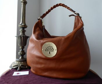 Mulberry Large Daria Hobo in Oak Soft Spongy Leather - SOLD