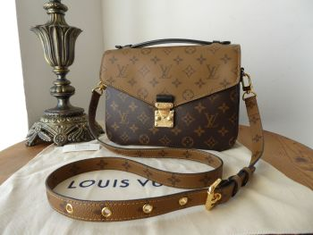 Louis Vuitton Pochette Métis in Reverse Monogram