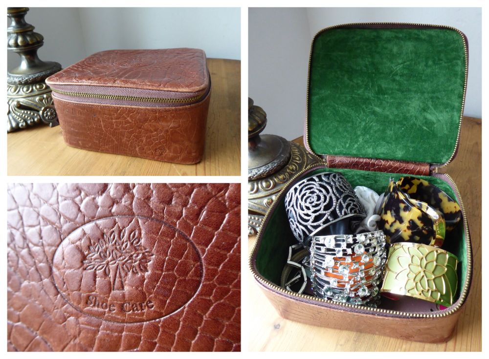 Mulberry Shoe Case