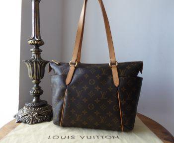 Louis Vuitton Totally PM in Monogram Vachette & Multipocket Felt Liner